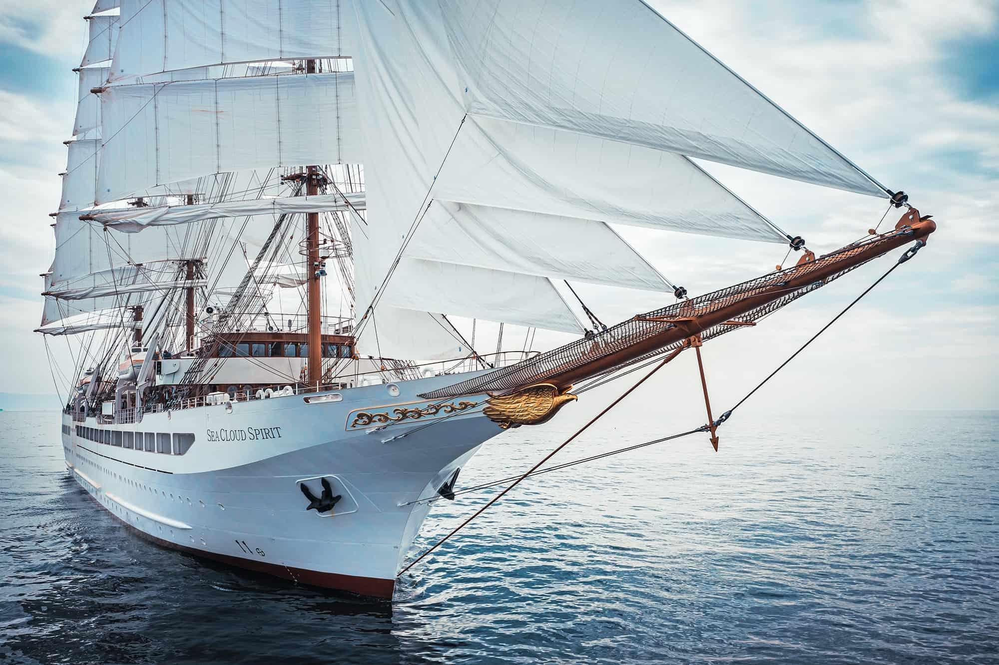 sea cloud cruises spirit