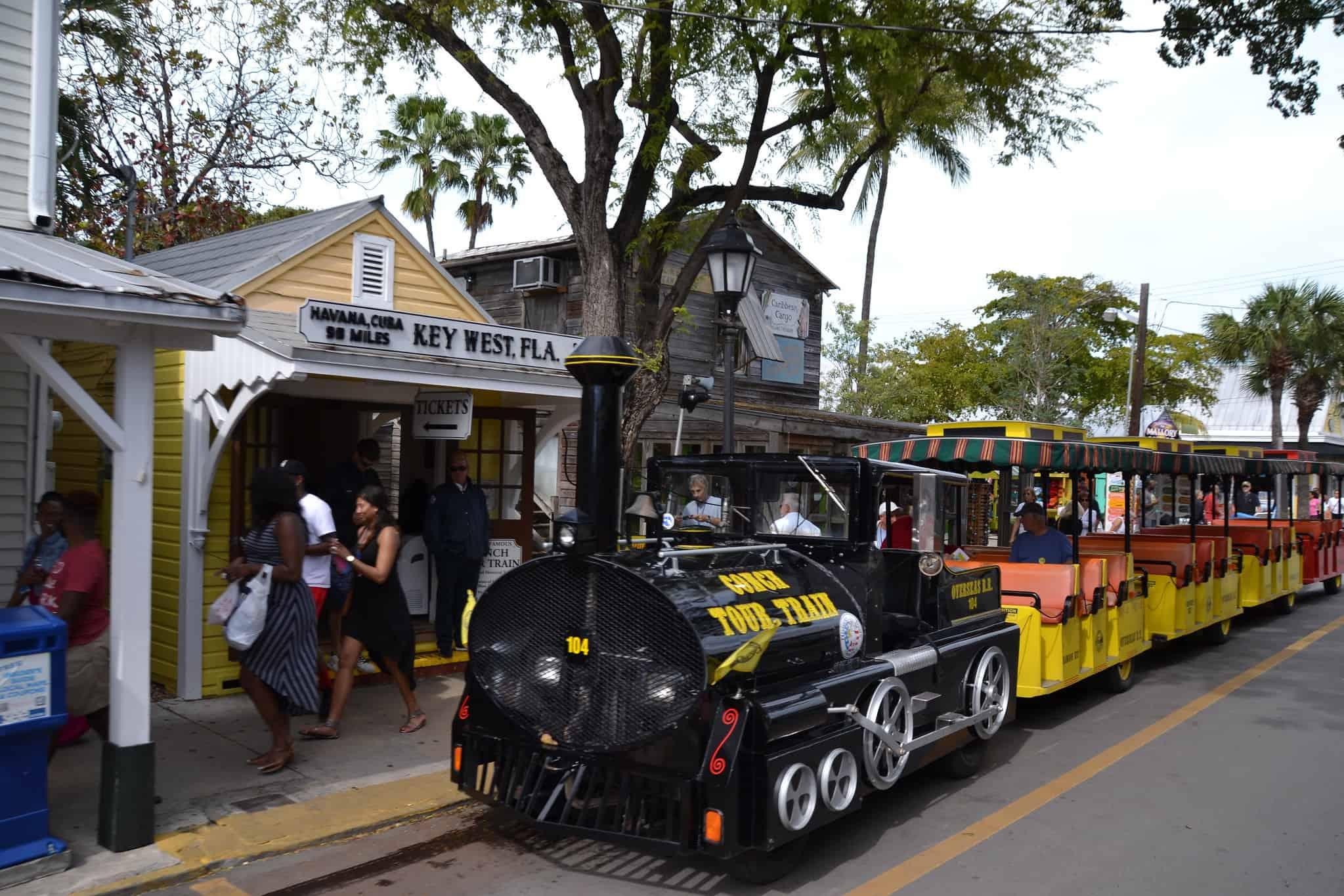 conch tour train key west flickr