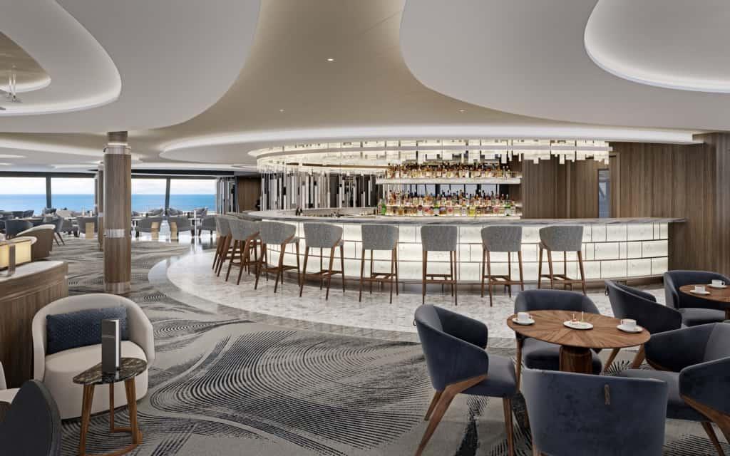 horizons lounge bar oceania vista