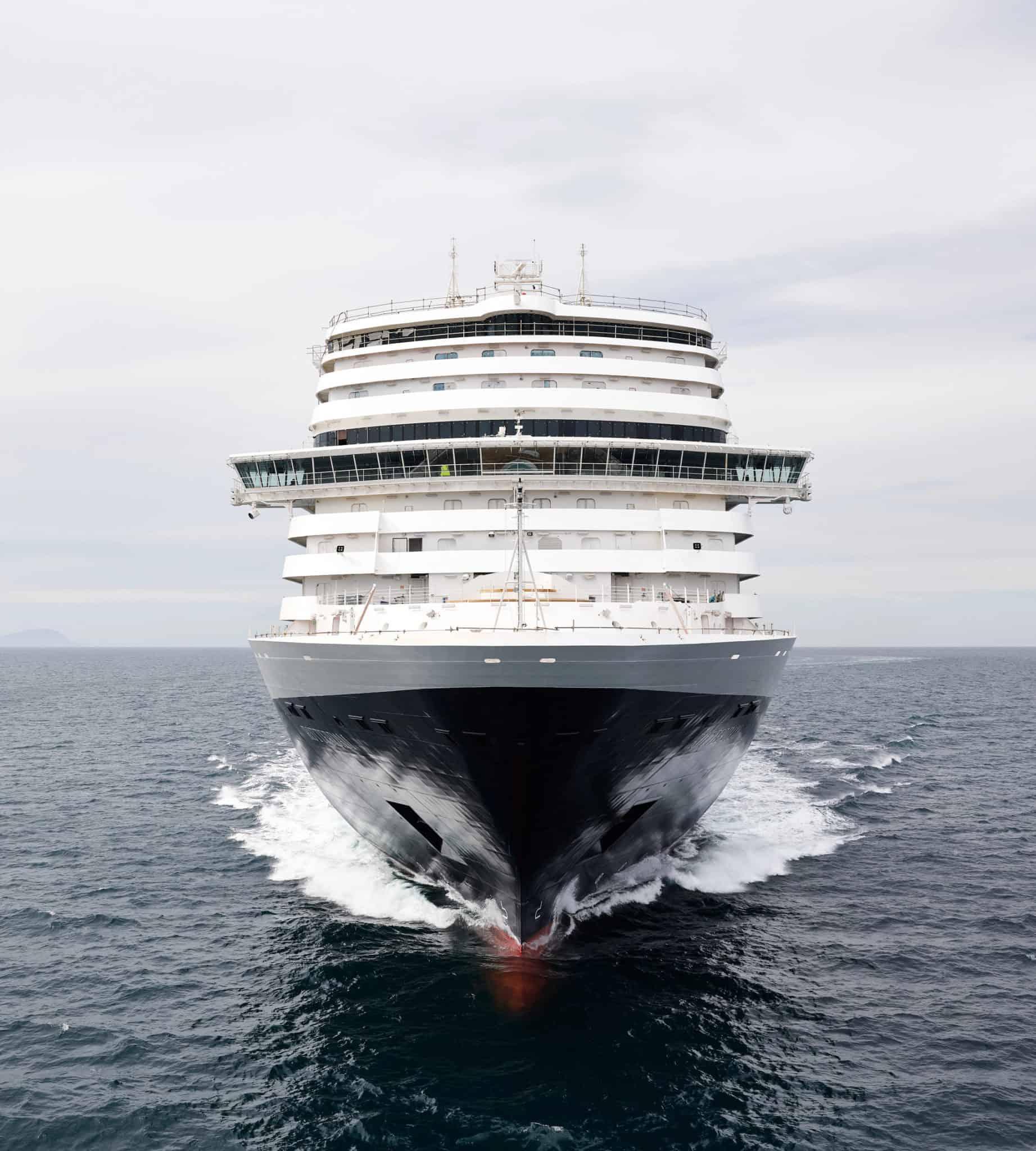 rotterdam sea trials holland america