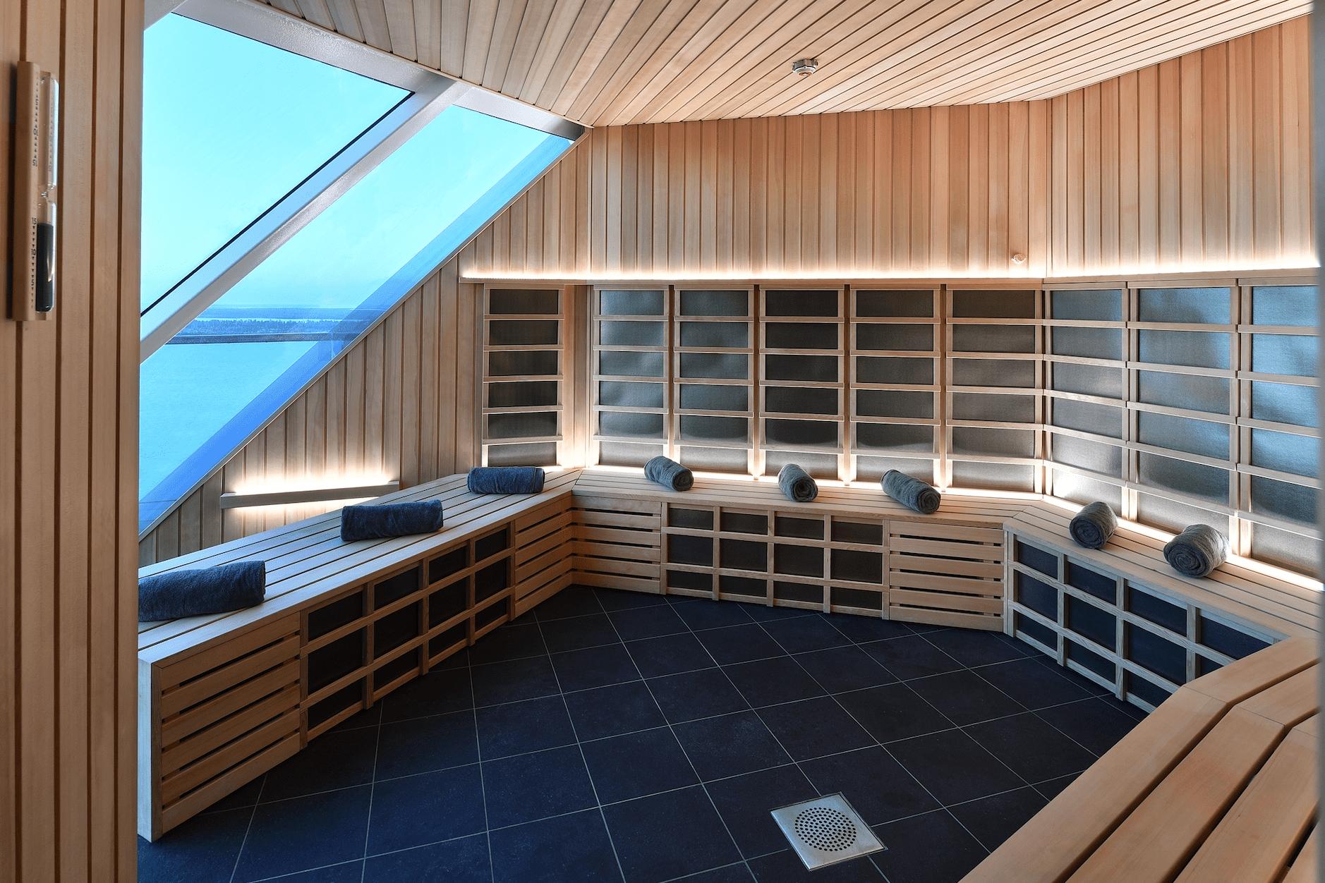 the desert infrared sauna celebrity beyond