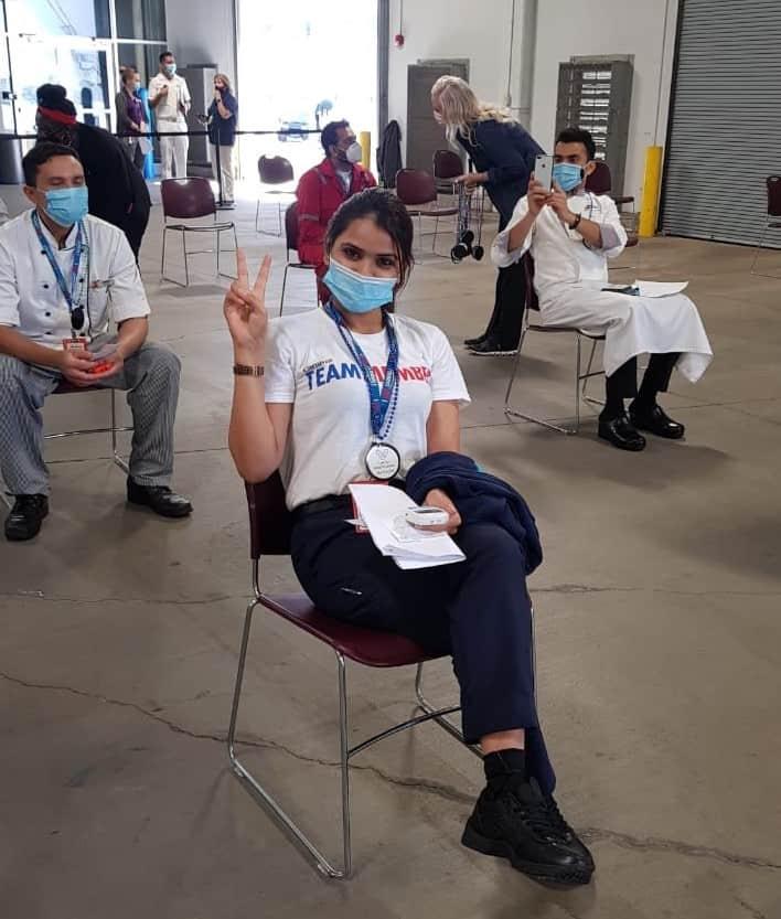carnival sensation crew members vaccination mobile alabama
