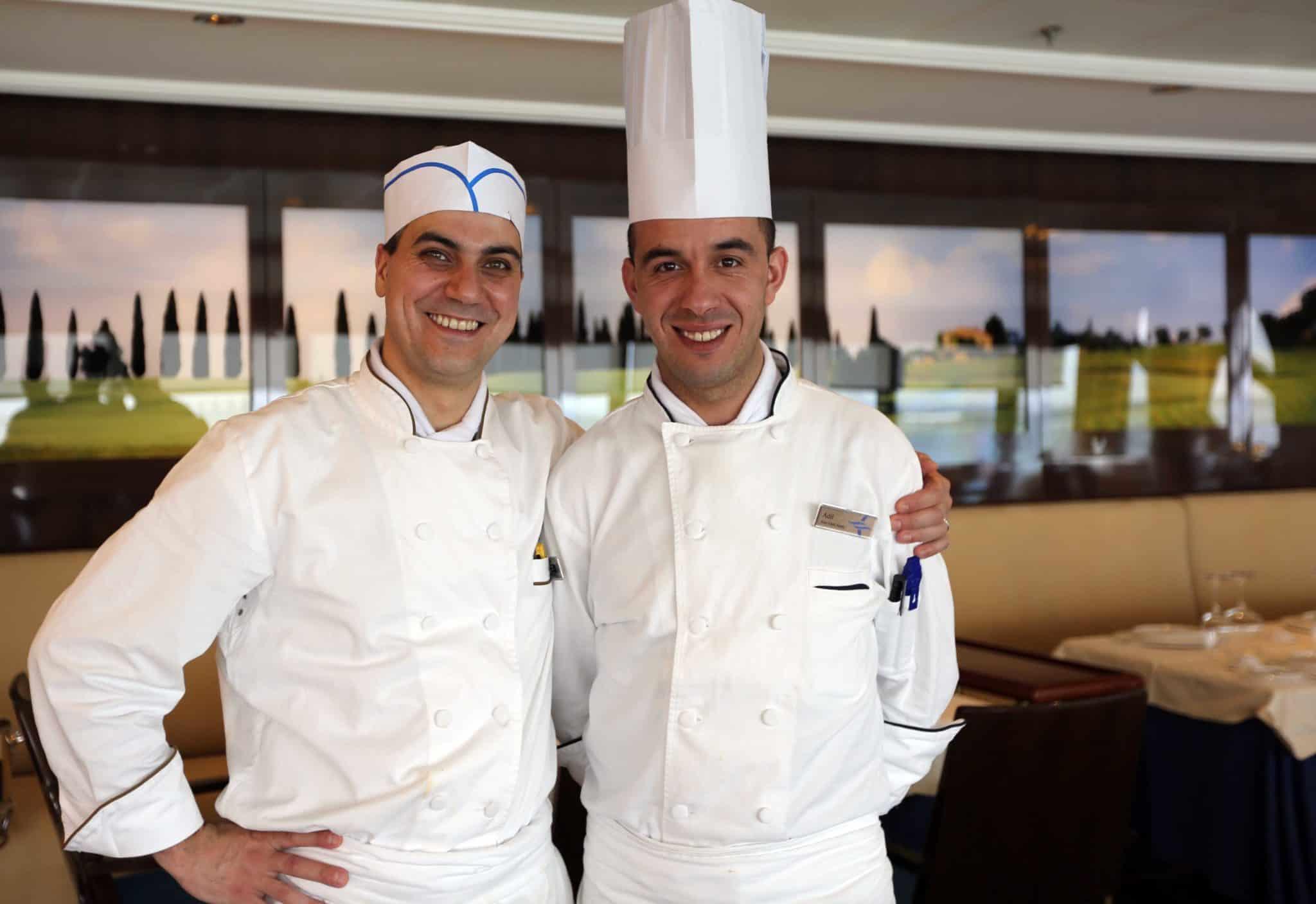 oceania cruises chefs
