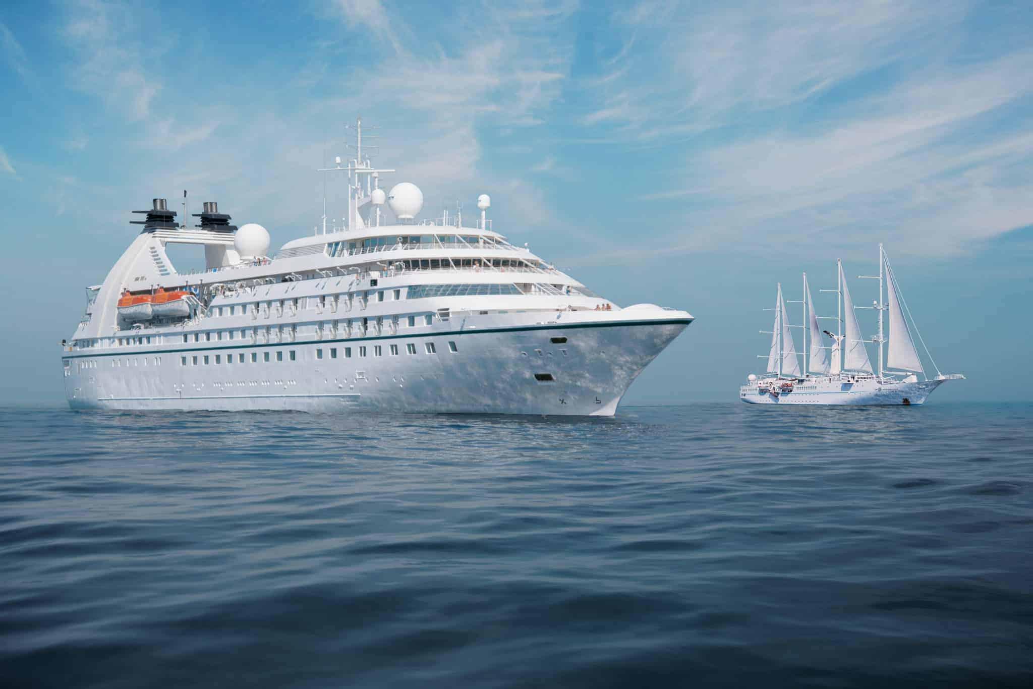 windstar cruises yachts multiple ships