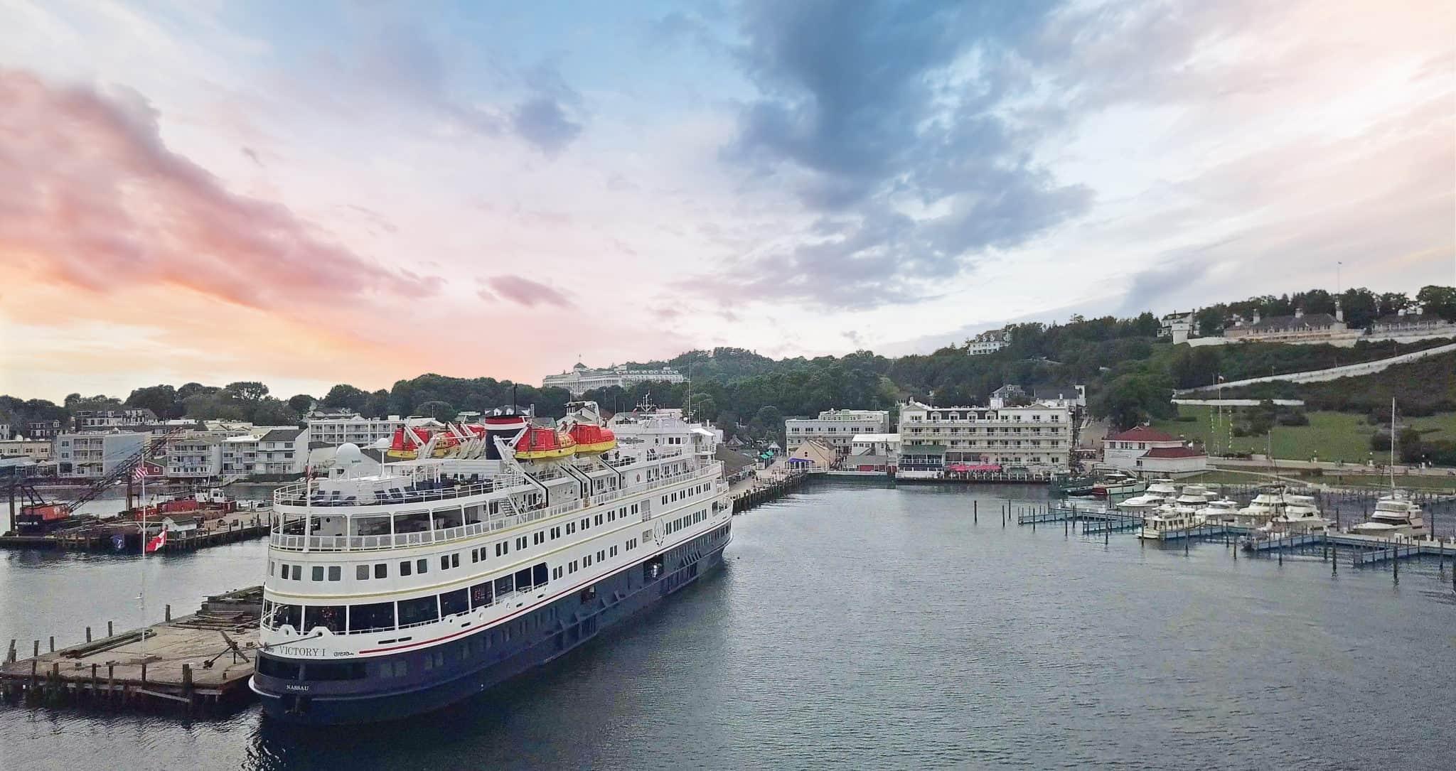 victory II victory cruise lines coastal ship