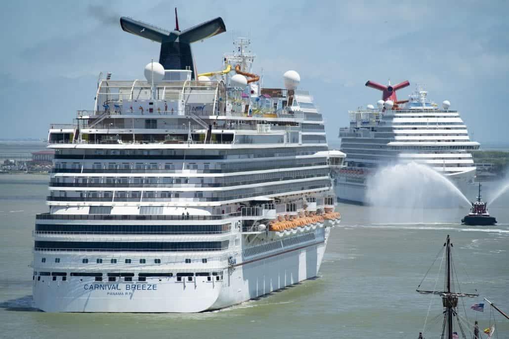 carnival ships in galveston texas