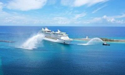 Prepare to Cruise: Adventure of the Seas Arrives in Nassau