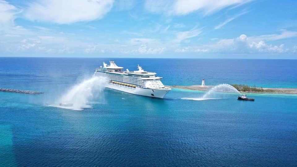 adventure of the seas nassau bahamas
