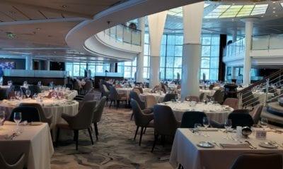 metropolitan dining room celebrity millennium