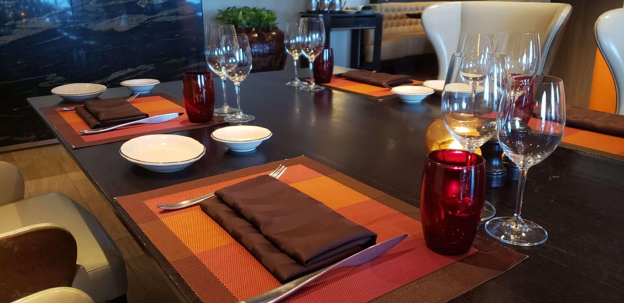 tuscan grille celebrity millennium italian restaurant