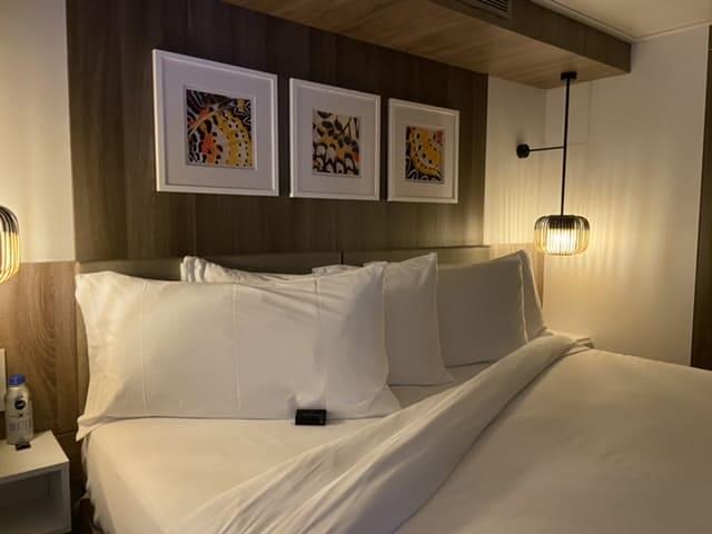 celebrity apex pillows suite