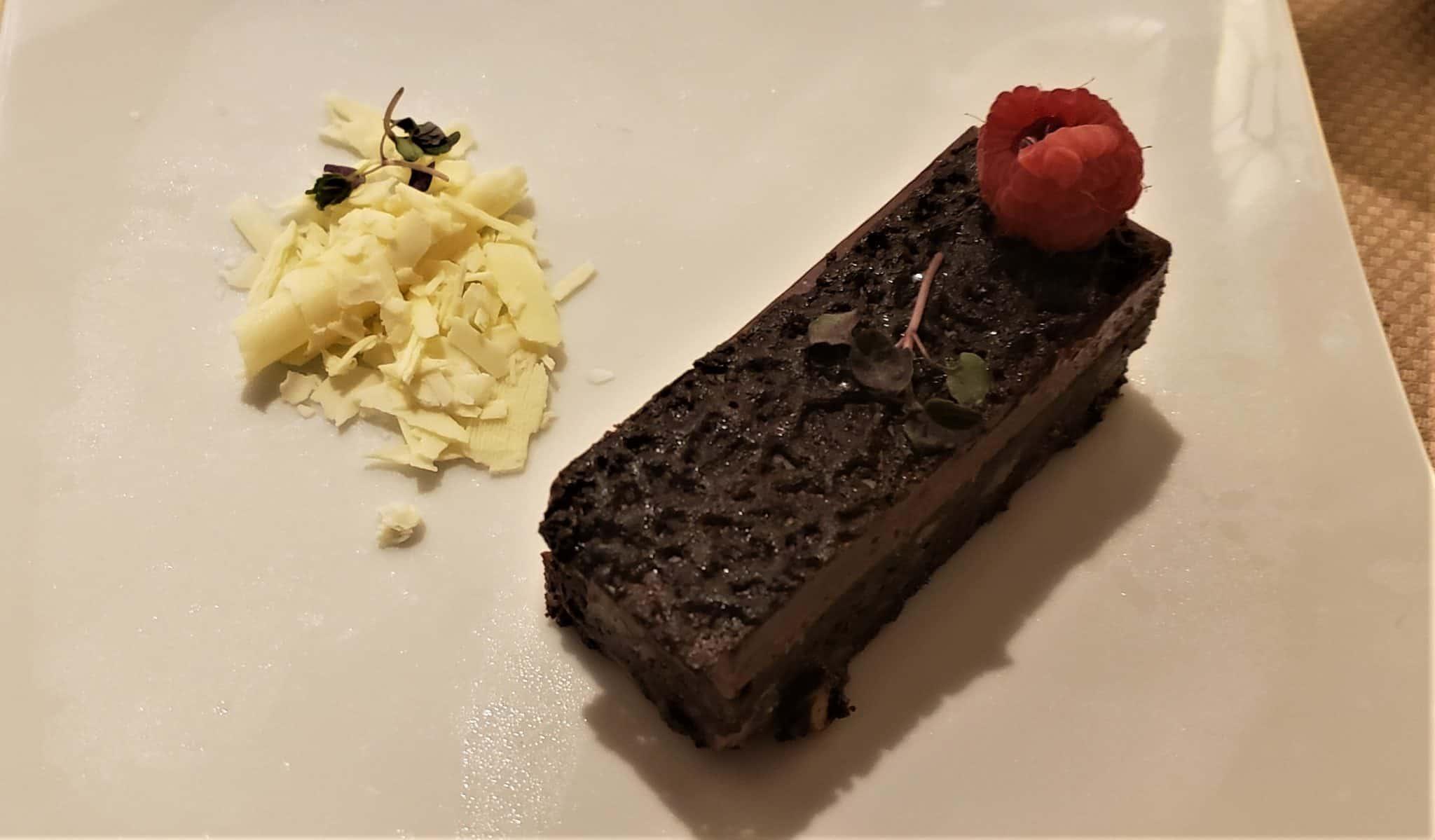 chocolate napoleon luminae