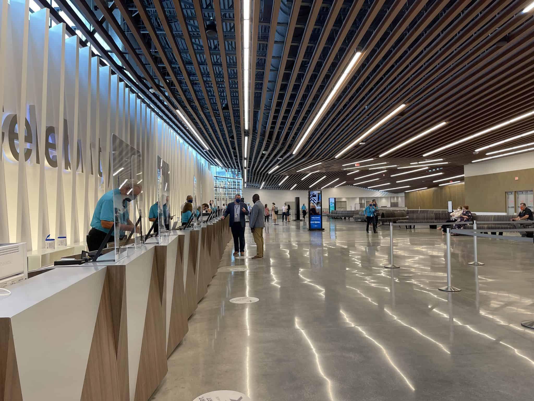 celebrity cruise terminal port everglades