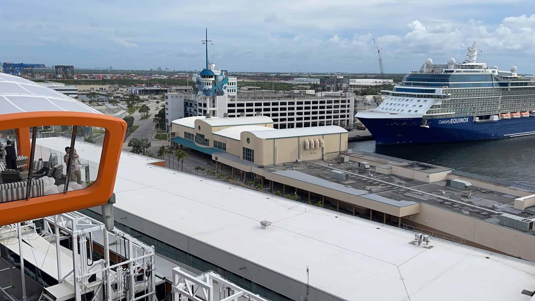 port everglades florida celebrity edge equinox