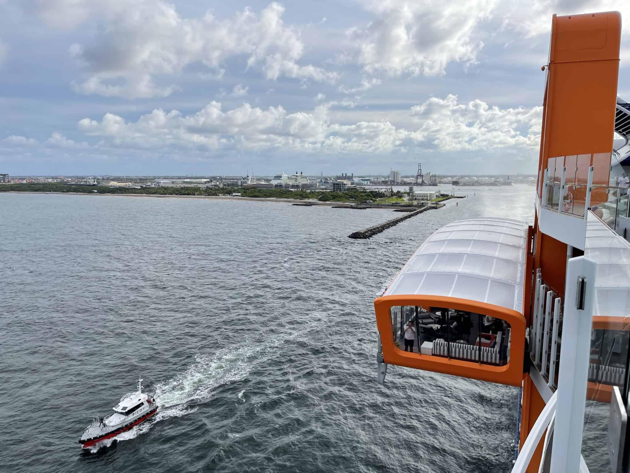 pilot boat everglades celebrity edge
