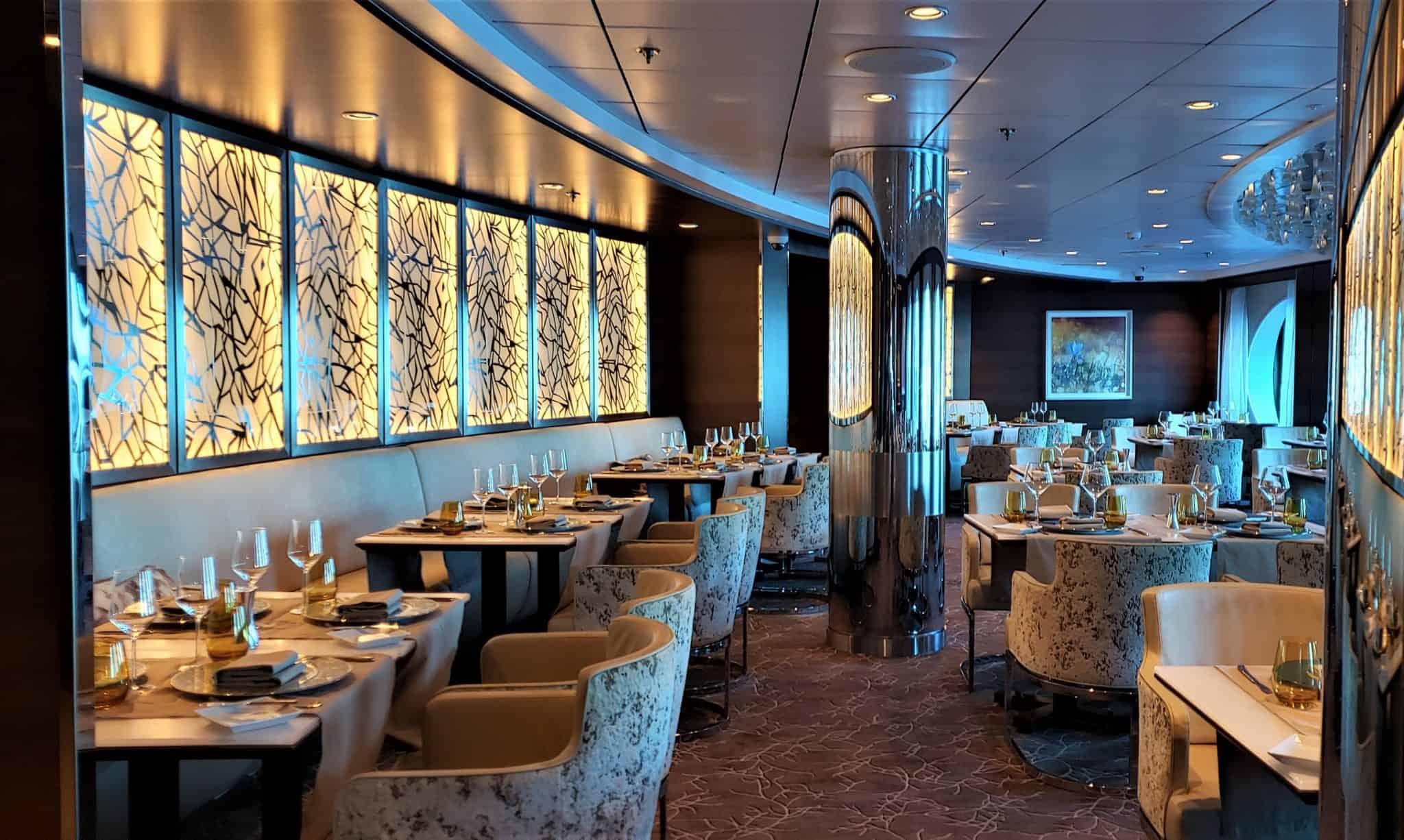 luminae celebrity millennium restaurant