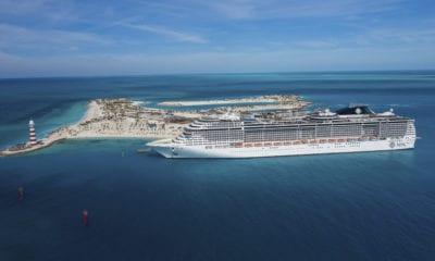 msc divina ocean cay bahamas