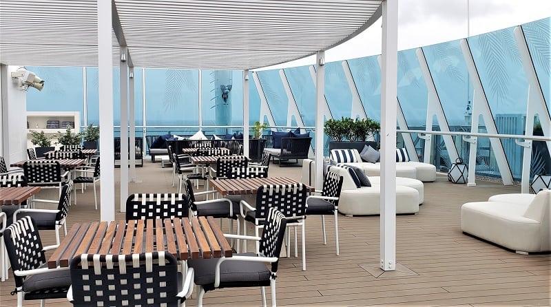 celebrity millennium retreat sun deck