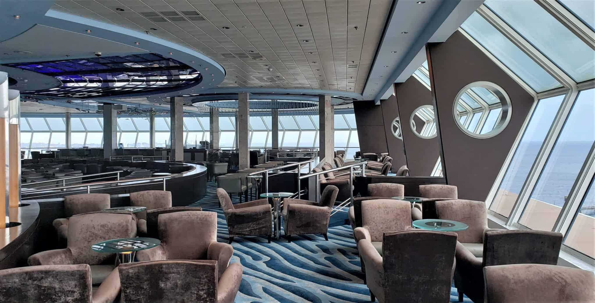 sky lounge celebrity millennium
