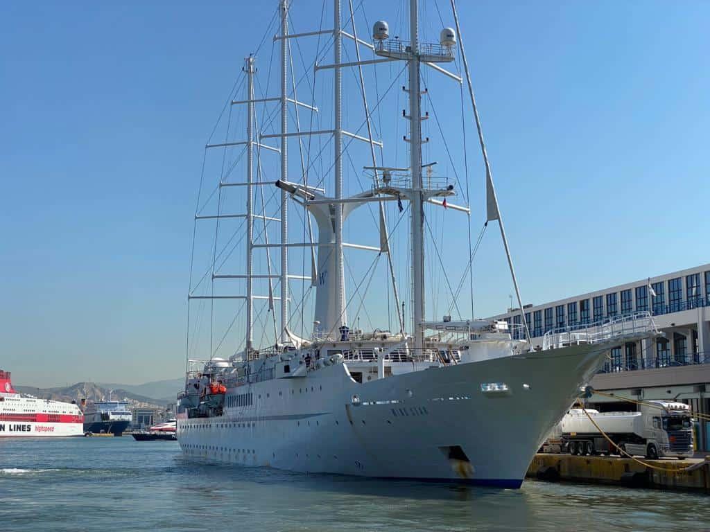 wind star greece windstar cruises yacht