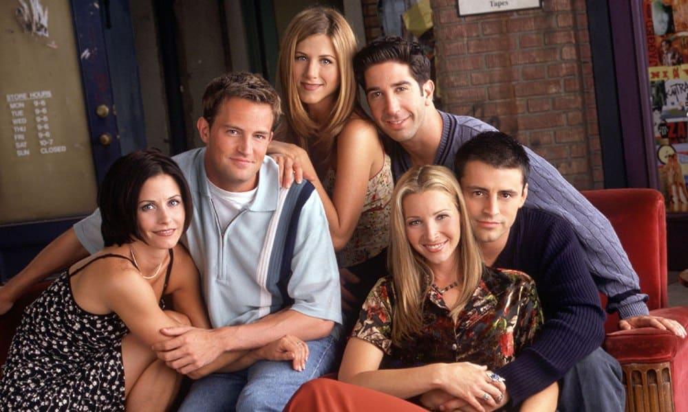friends tv show cast