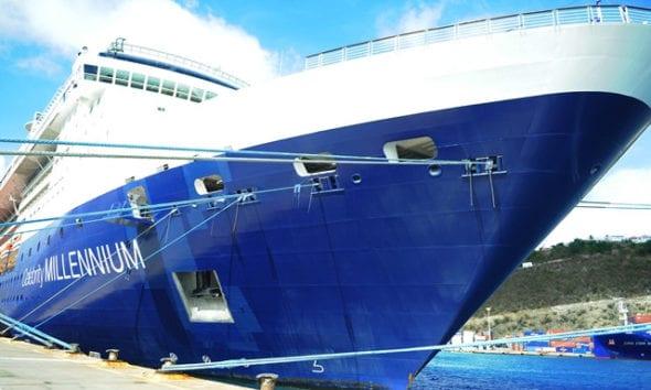 Celebrity Millennium cruise caribbean
