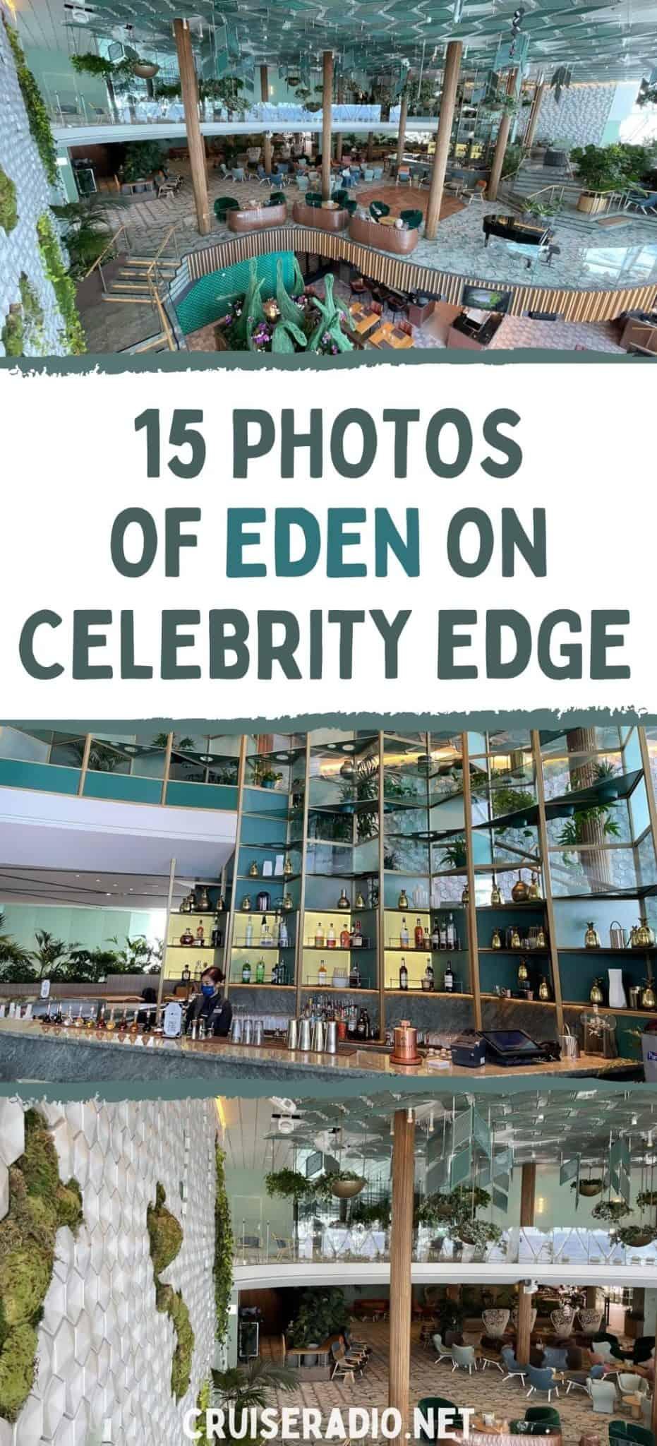 15 photos of eden on celebrity edge