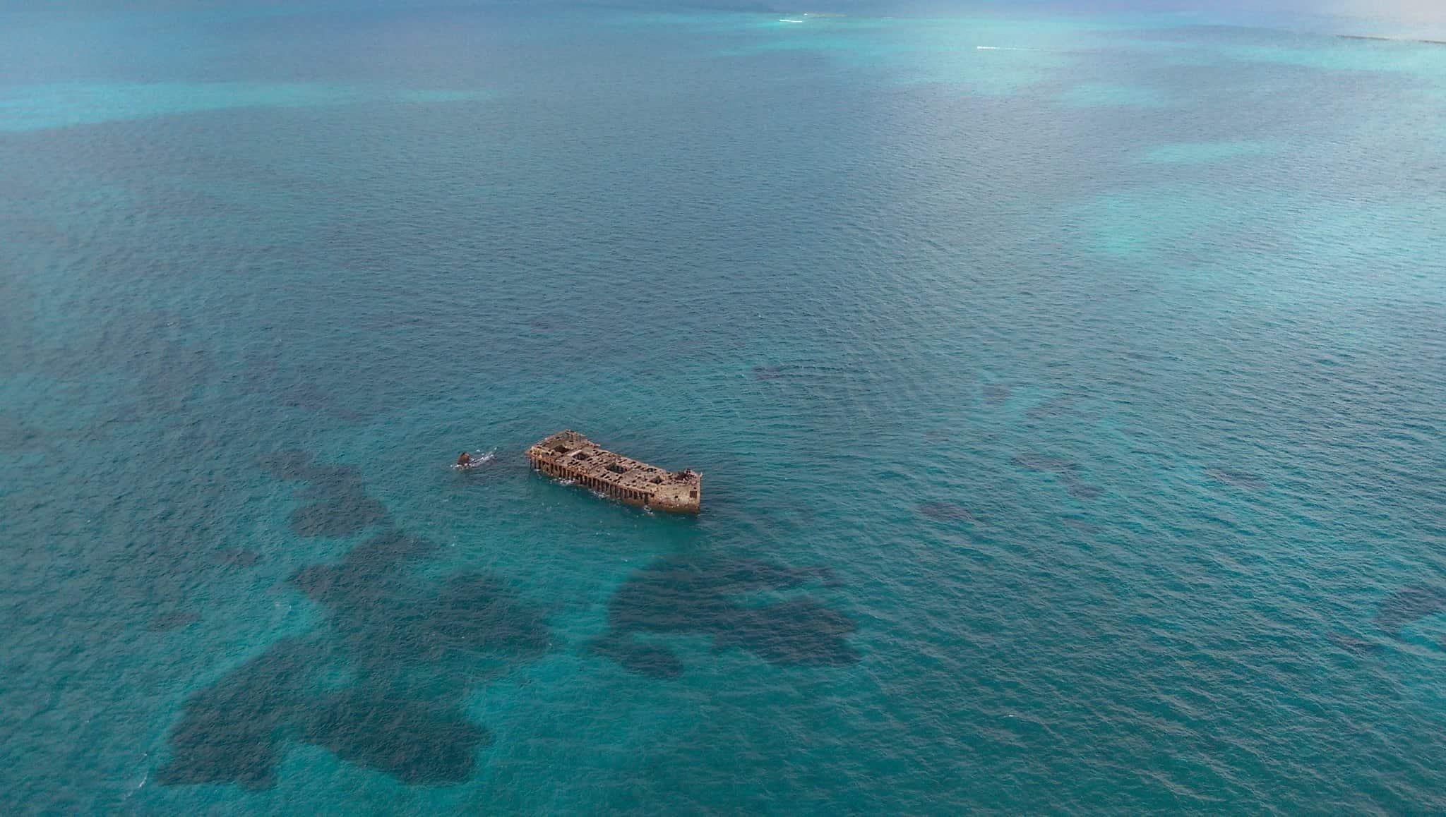SS Sapona shipwreck bimini bahamas
