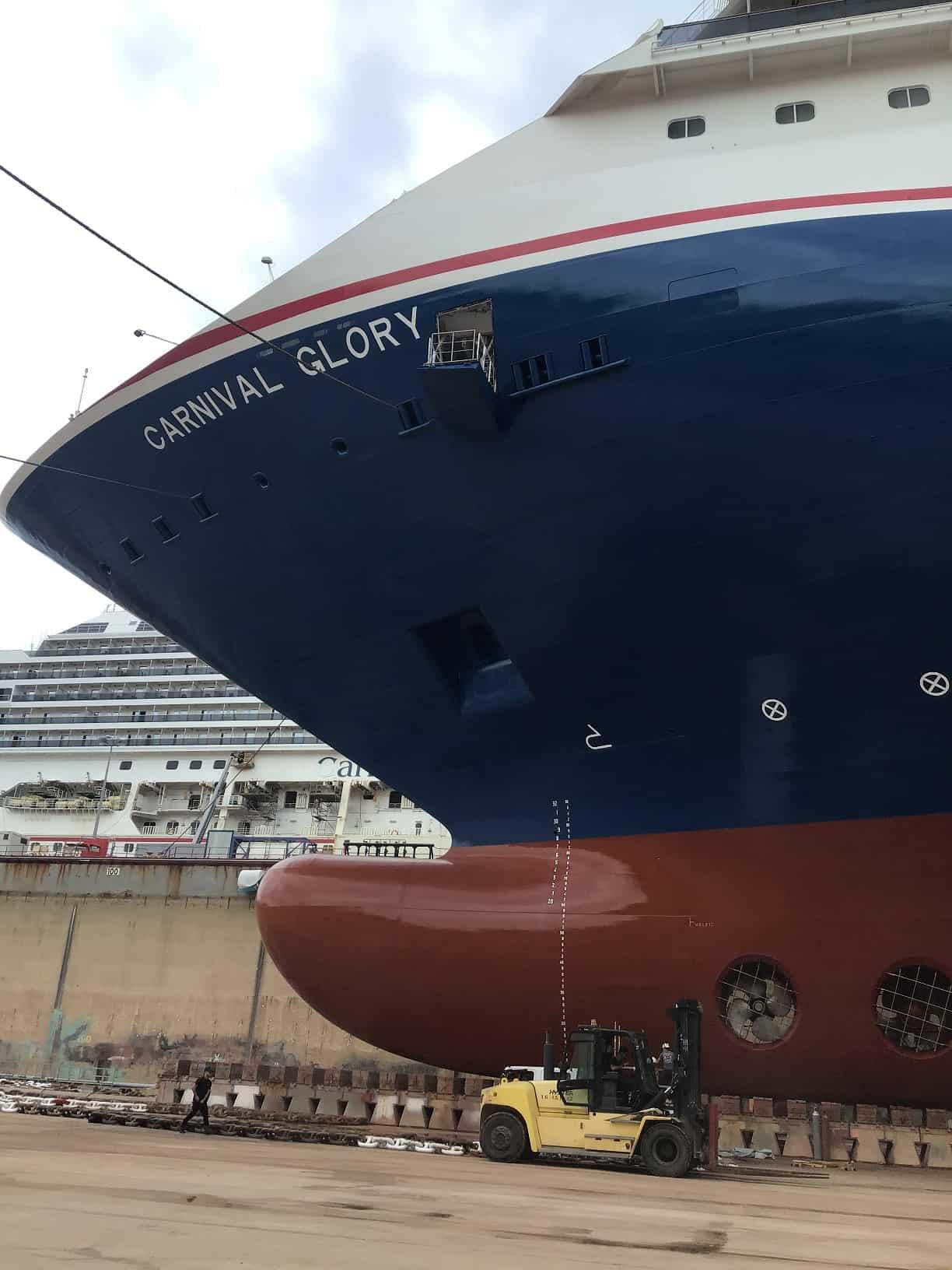 carnival cruise line glory