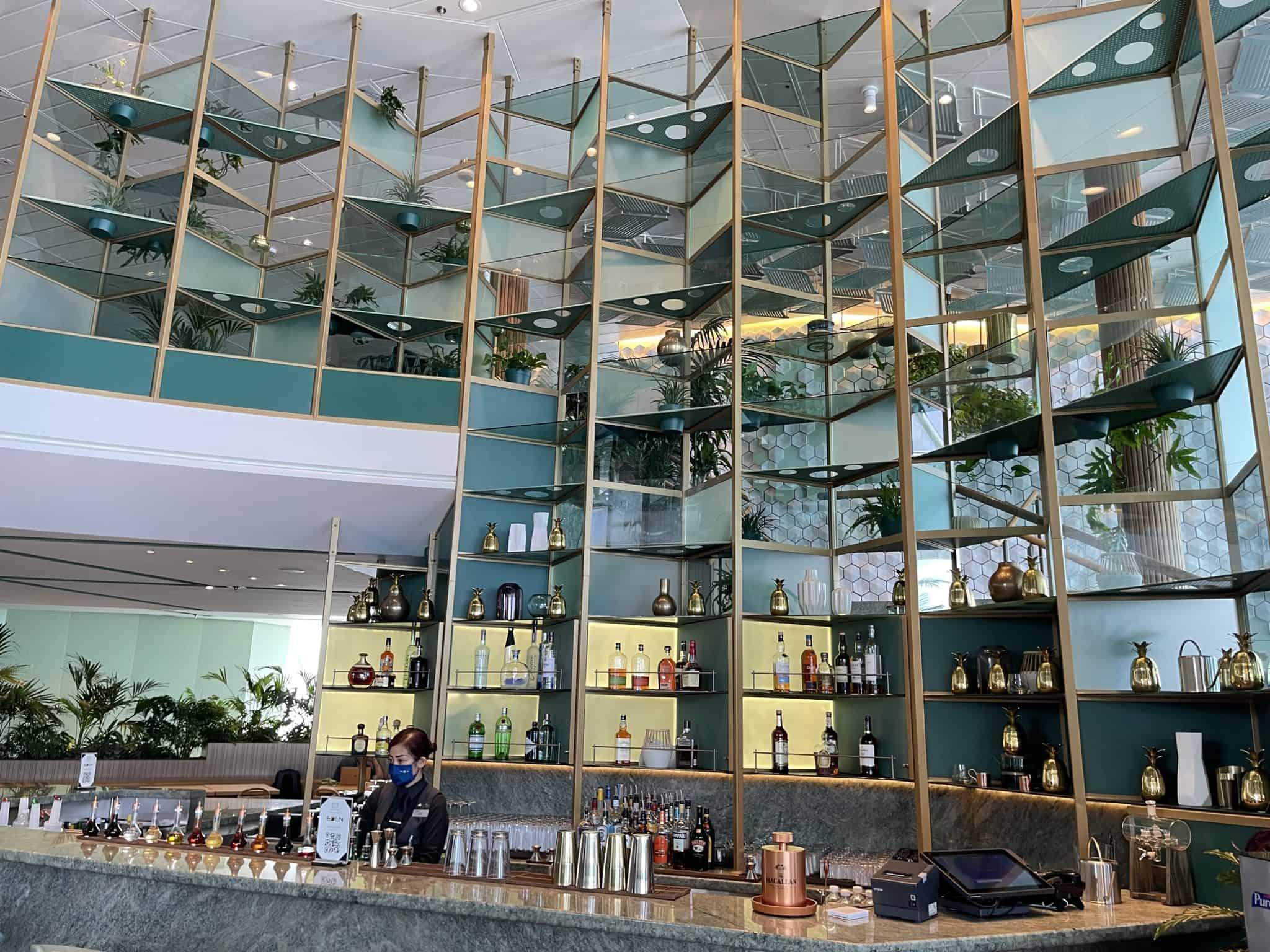 eden bar library of plants
