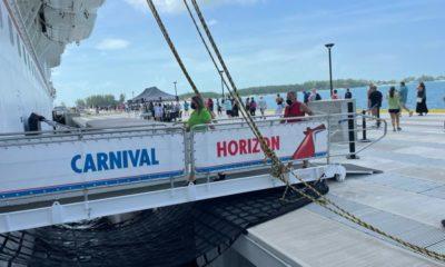 carnival horizon bimini bahamas
