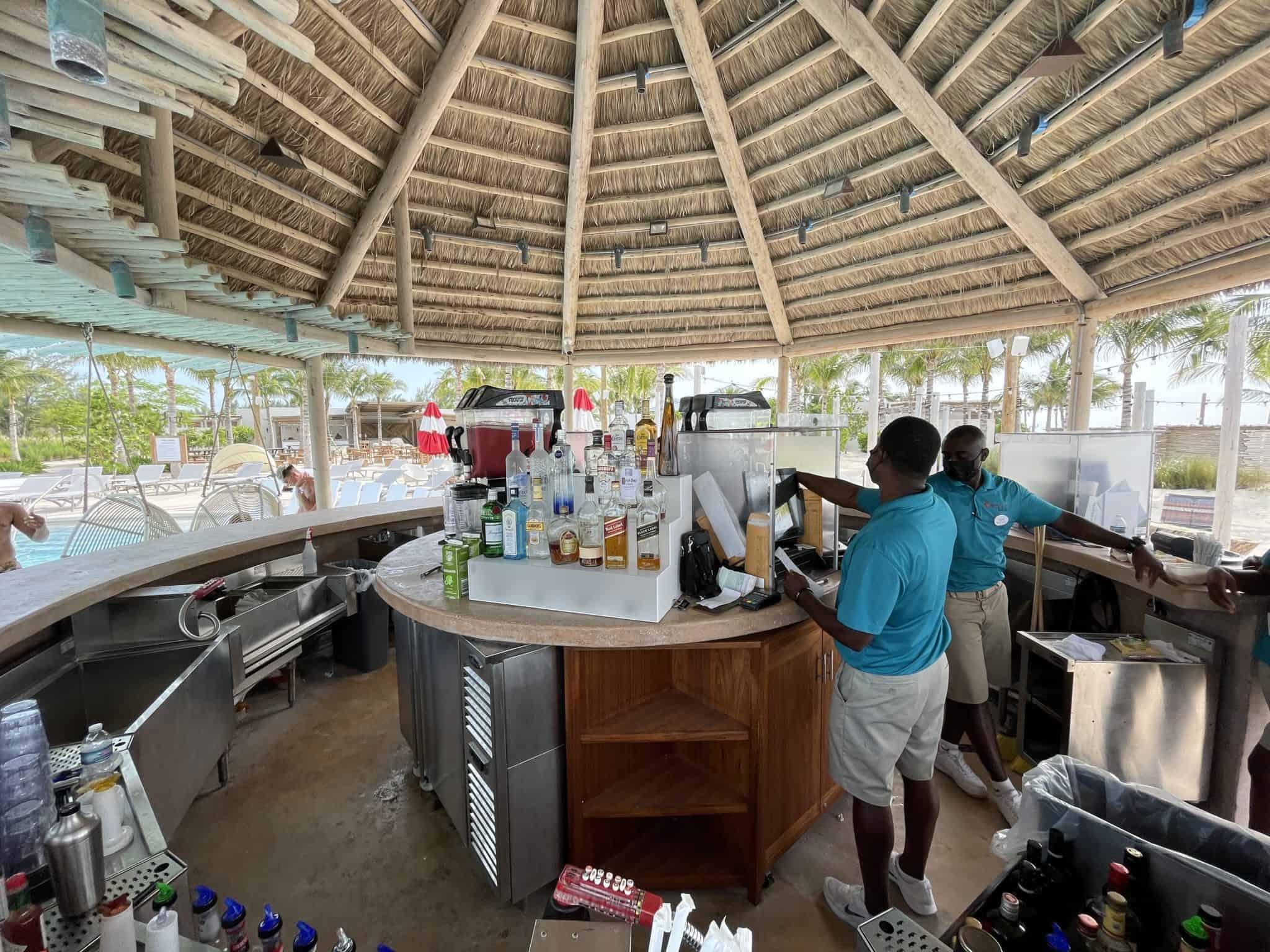 bimini bahamas bar cocktails