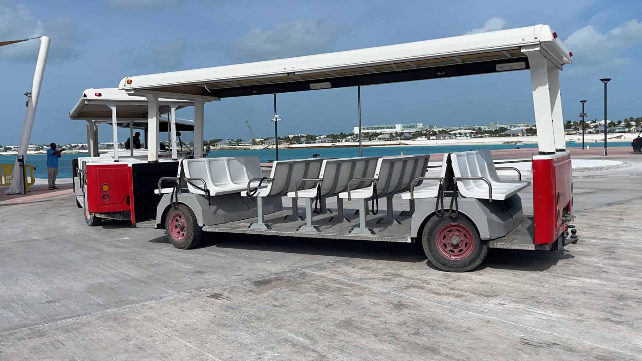 bimini bahamas resorts world tram