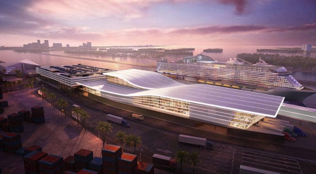 PortMiami MSC cruise terminal