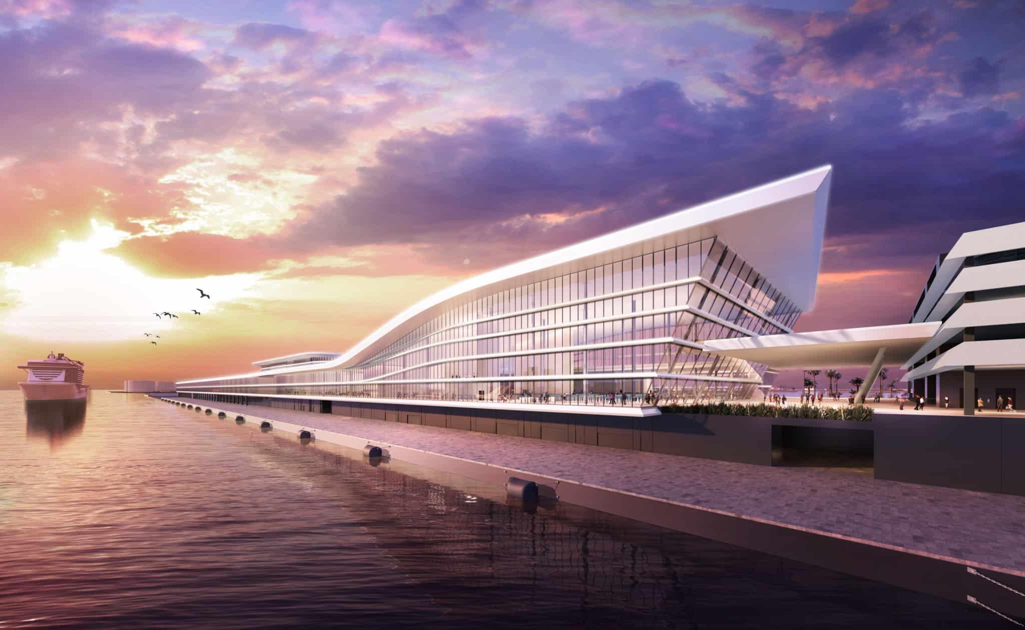 PortMiami terminal msc cruises