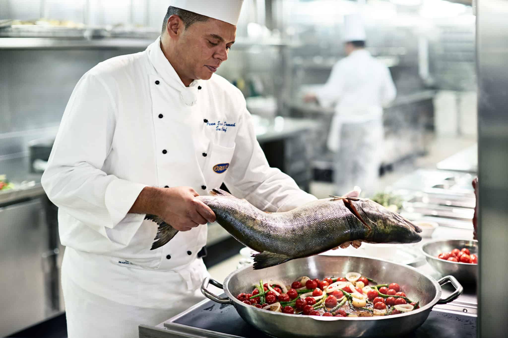 cook my catch princess cruises alaska