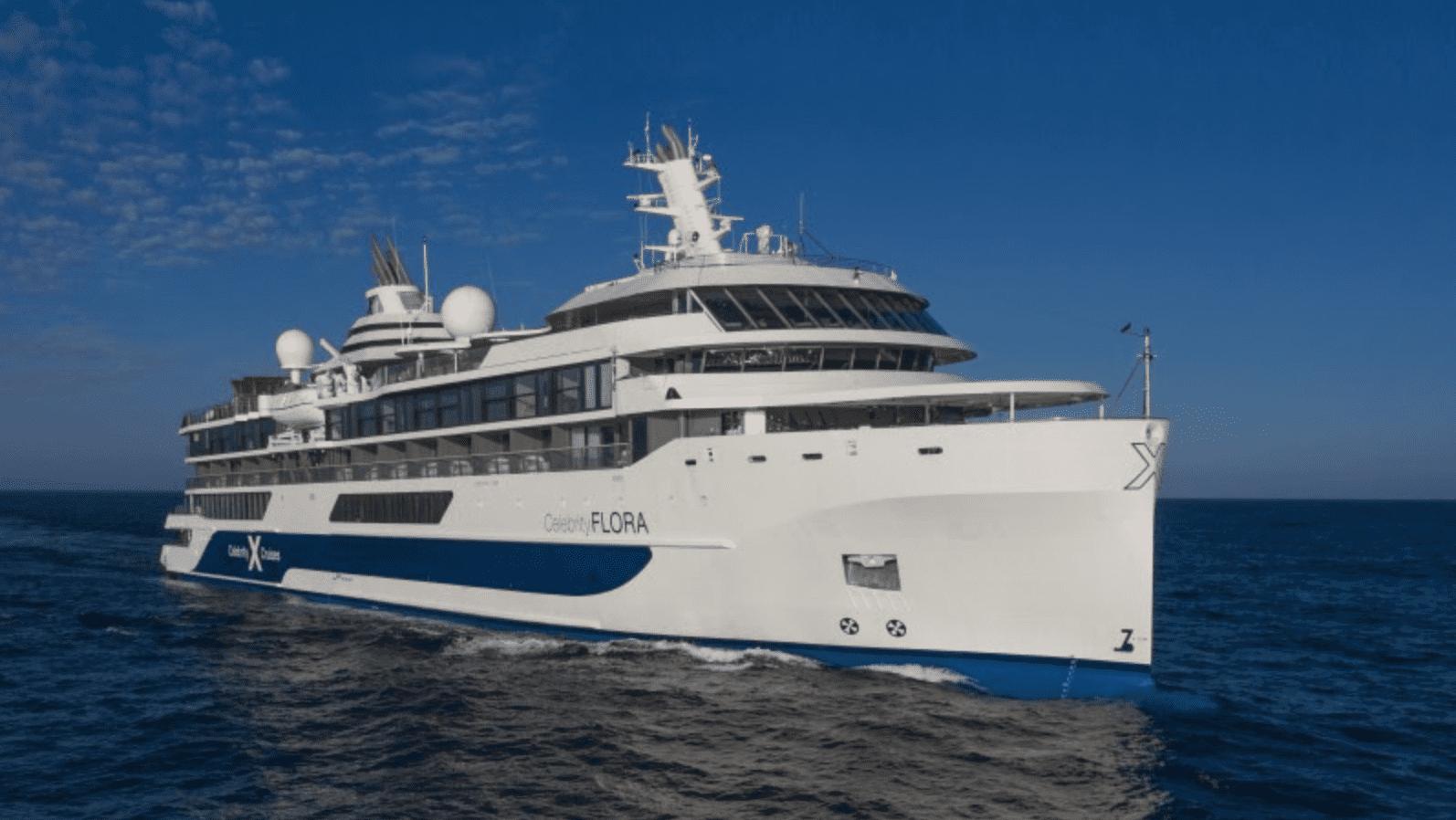 celebrity flora cruise ship galapagos