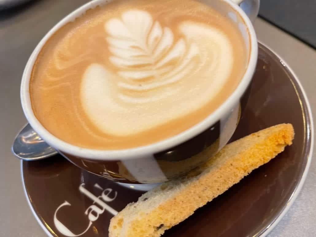 Doug cozumel Café Al Bacio