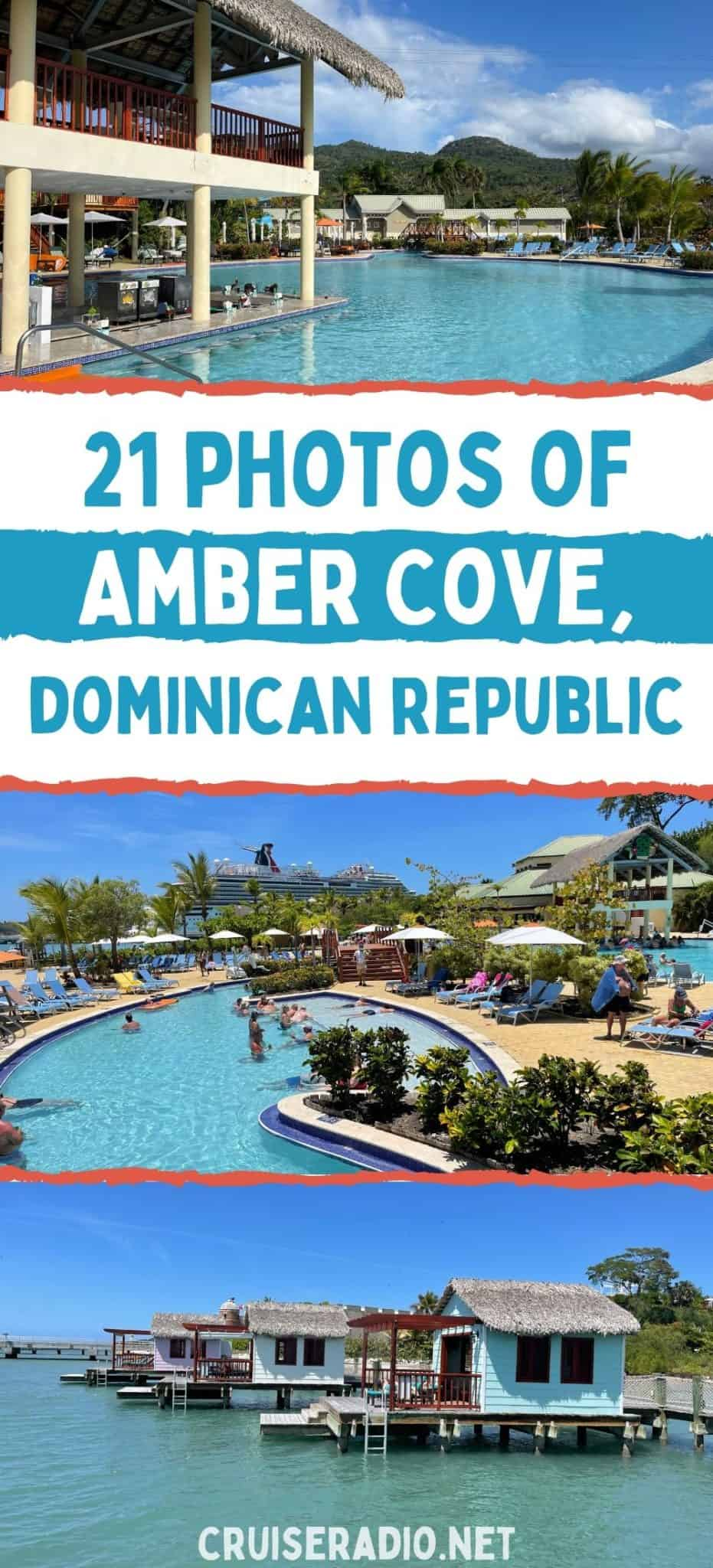 21 photos of amber cove, dominican republic