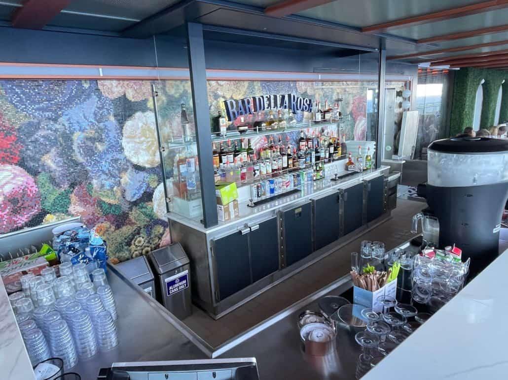 mardi gras trip report Loft 19 bar dela rosa