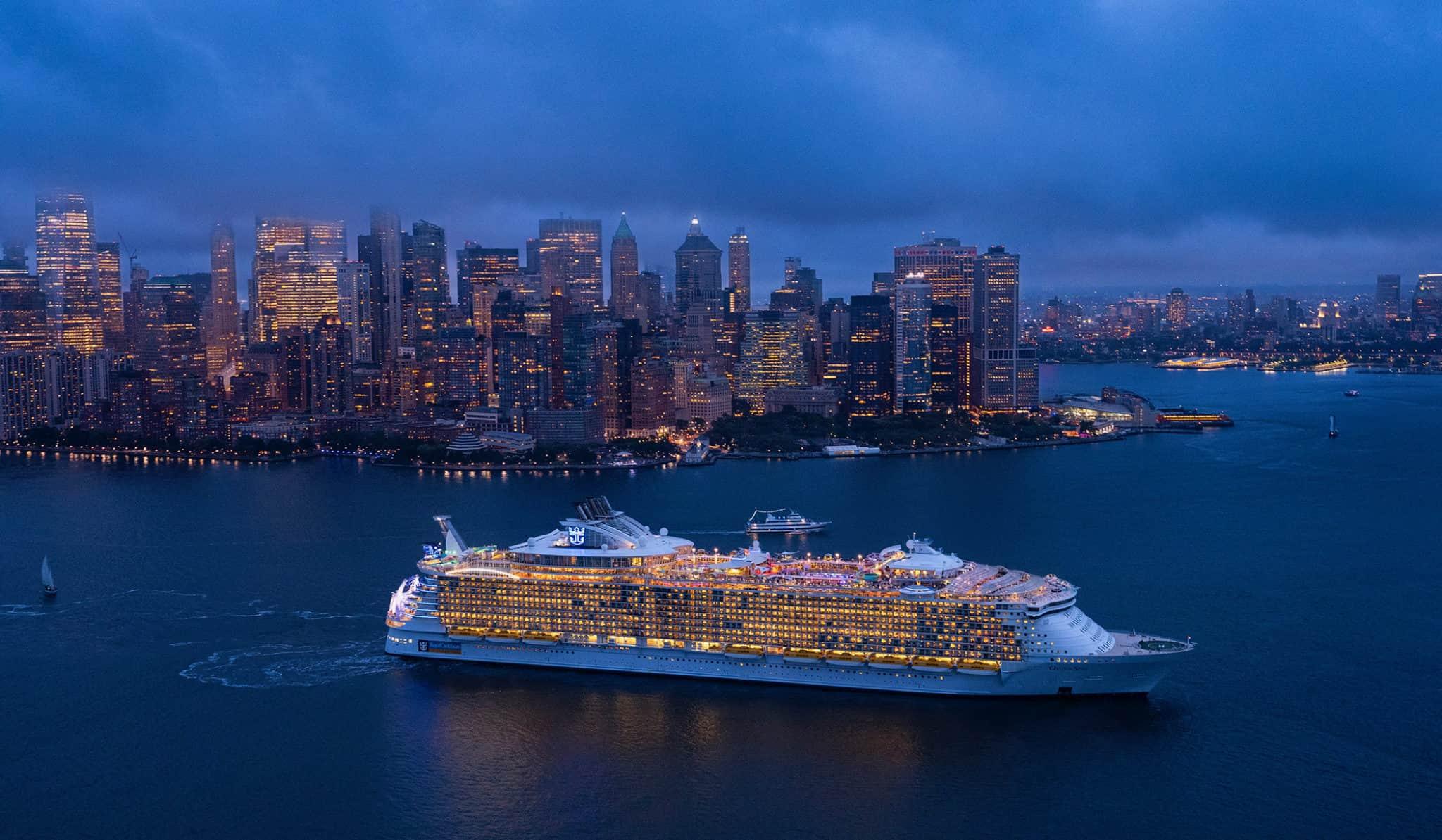oasis of the seas new york city
