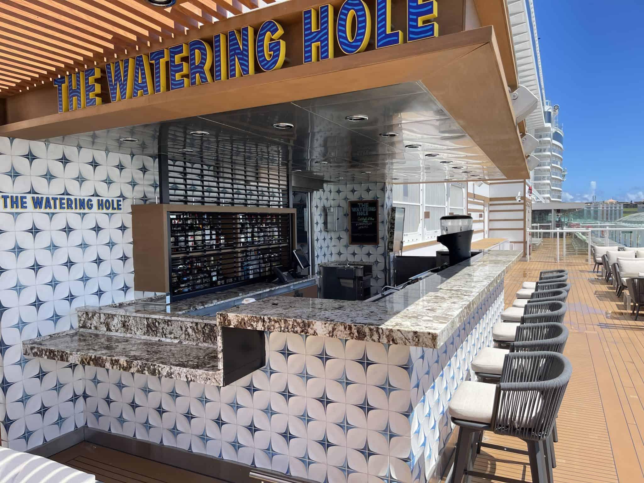 the watering hole bar carnival cruise mardi gras