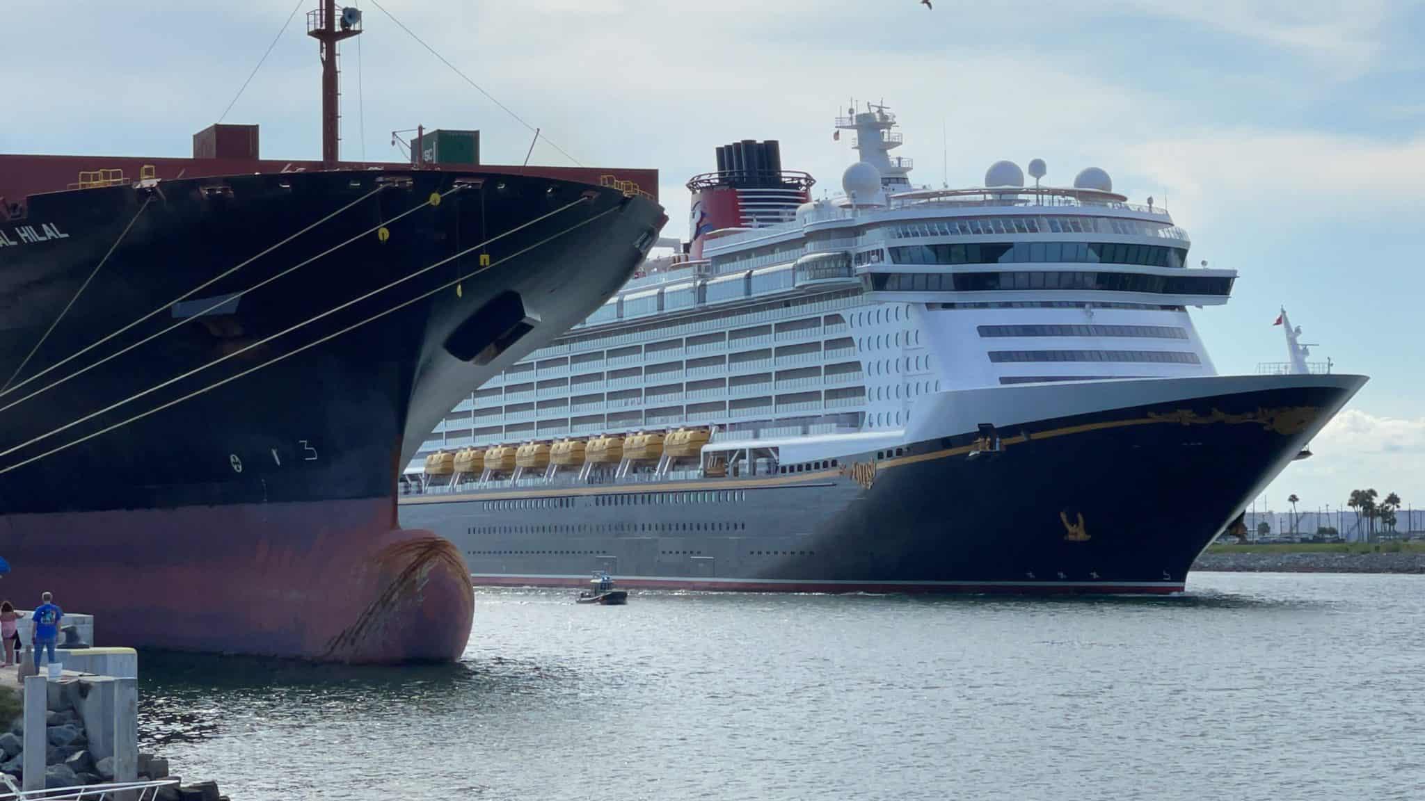 disney cruise ship port canaveral