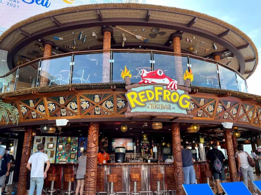 mardi gras trip report tiki bar
