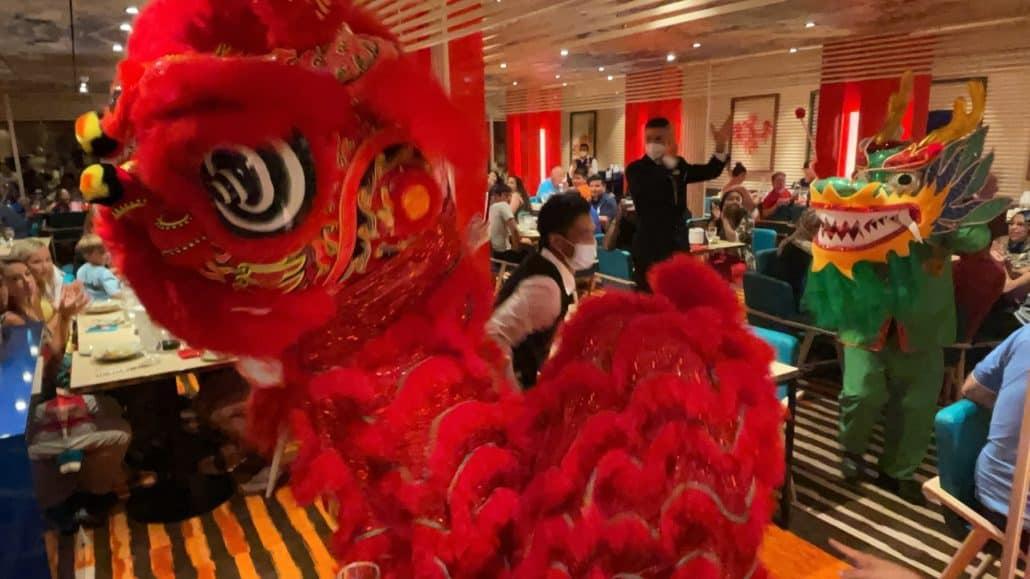 Mardi Gras Trip Report Chibang dragon
