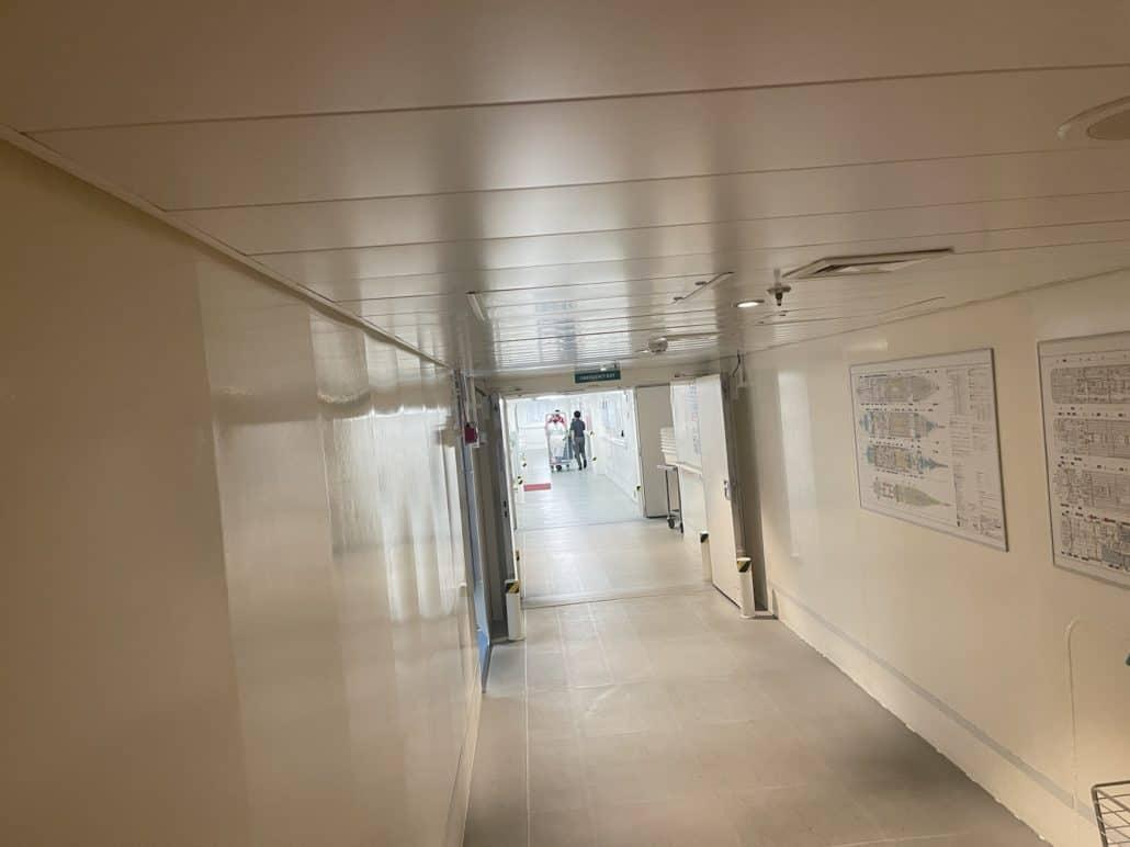 mardi gras trip report corridor