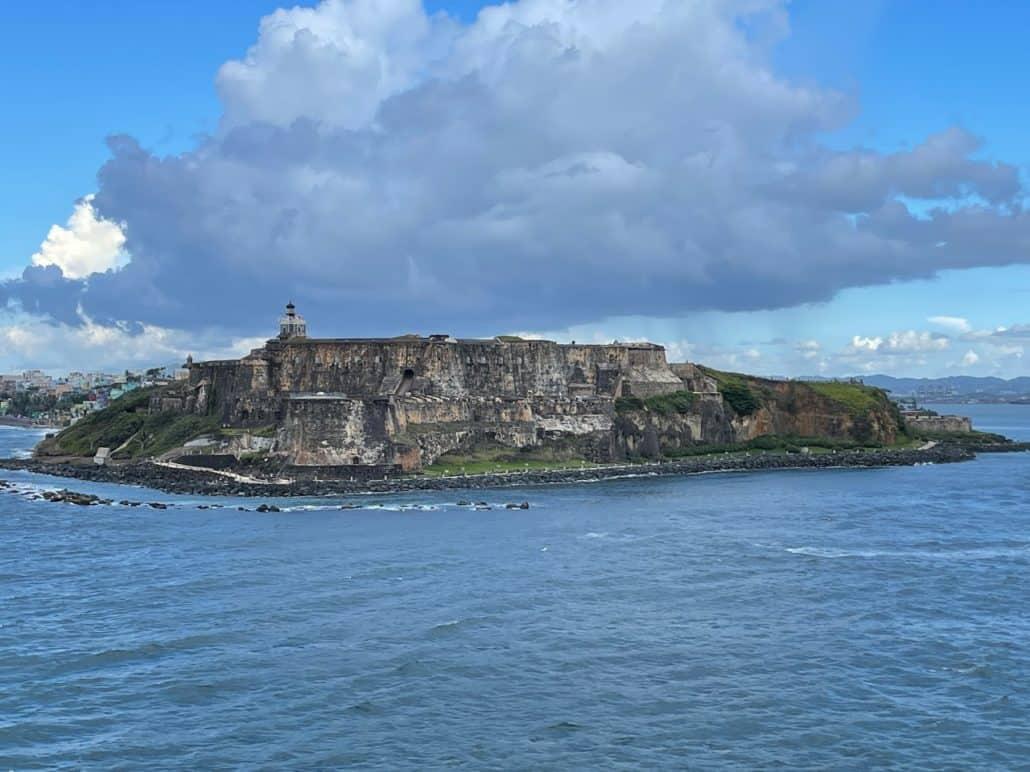Mardi Gras Trip Report sailaway El Morro