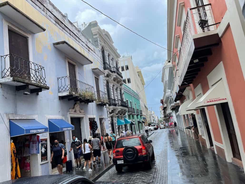Mardi Gras Trip Report San Juan