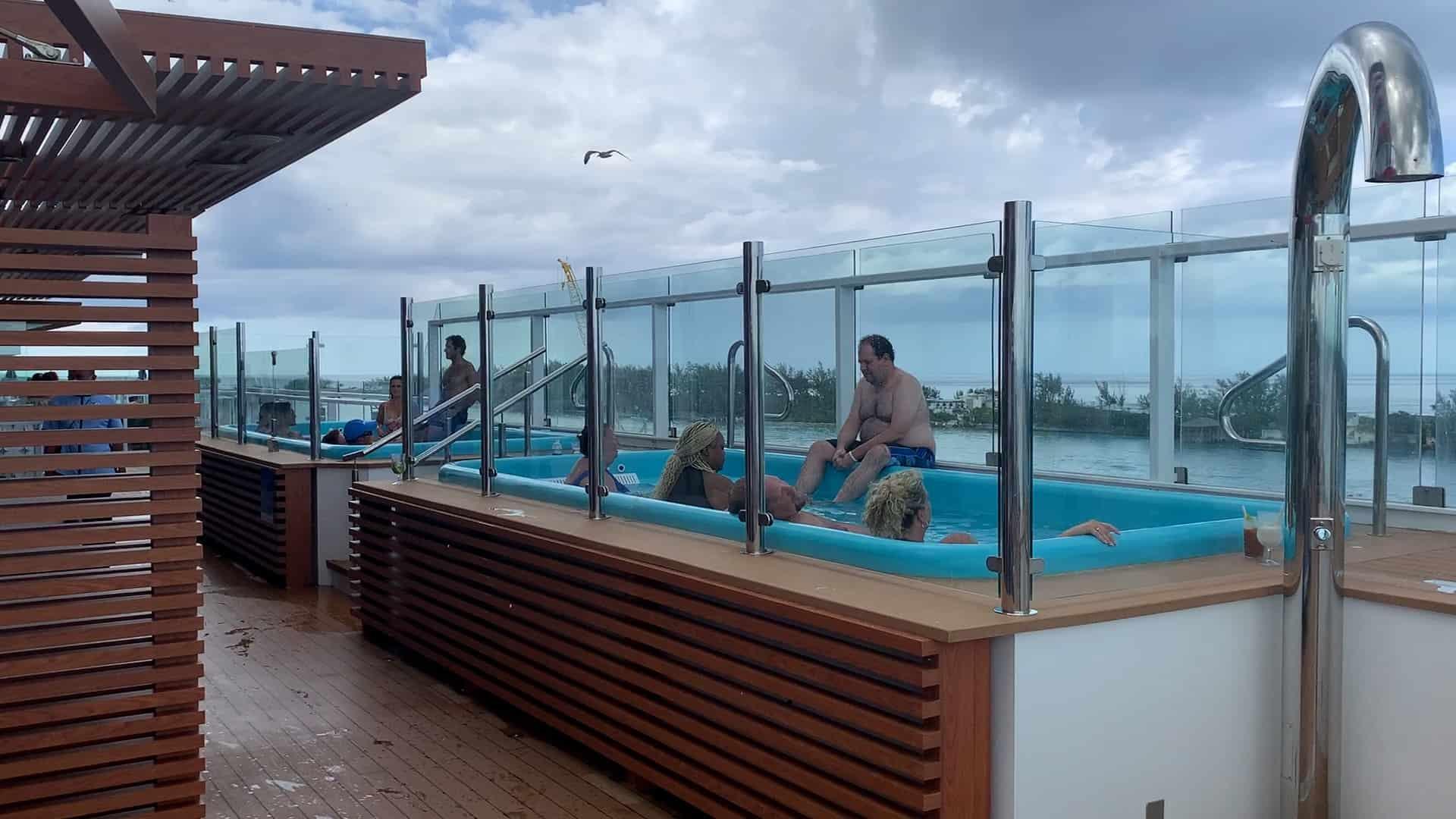 summer landing hot tubs