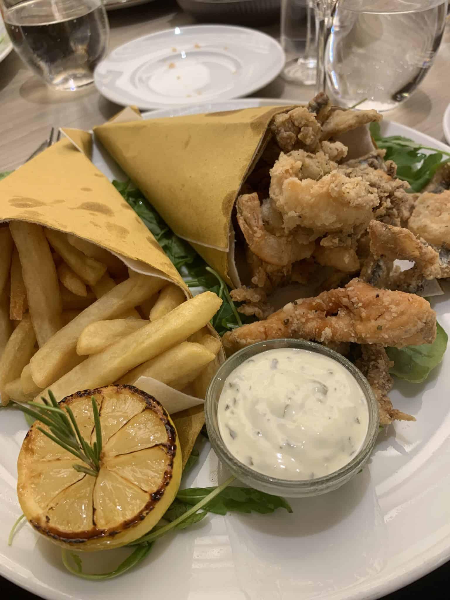 food on costa smeralda